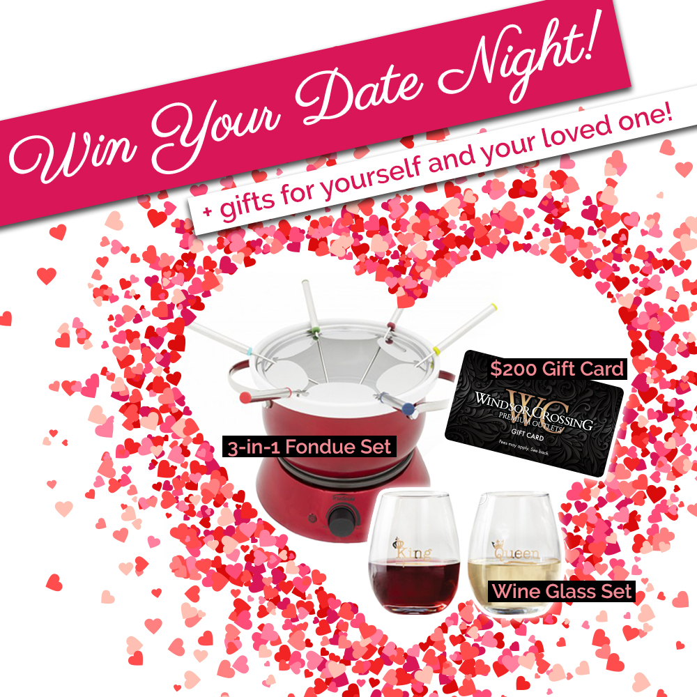 Valentine's Day - Win Your Date Night!