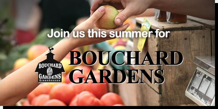 nearest coach outlet bcv0  Bouchard Gardens Farmer's Market