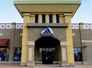 adidas outlet nyc