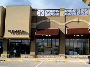 factory outlet coach store e3if  Coach Factory This store is currently offering:
