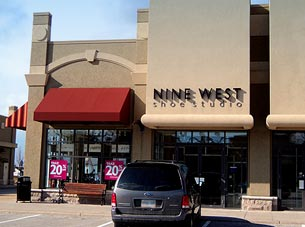Nine West Shoe Studio