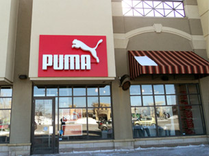 The Puma Outlet Store