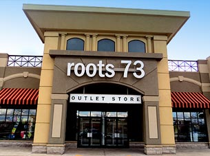 Roots 73 Outlet Store