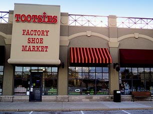 Tootsies Factory Shoe Market